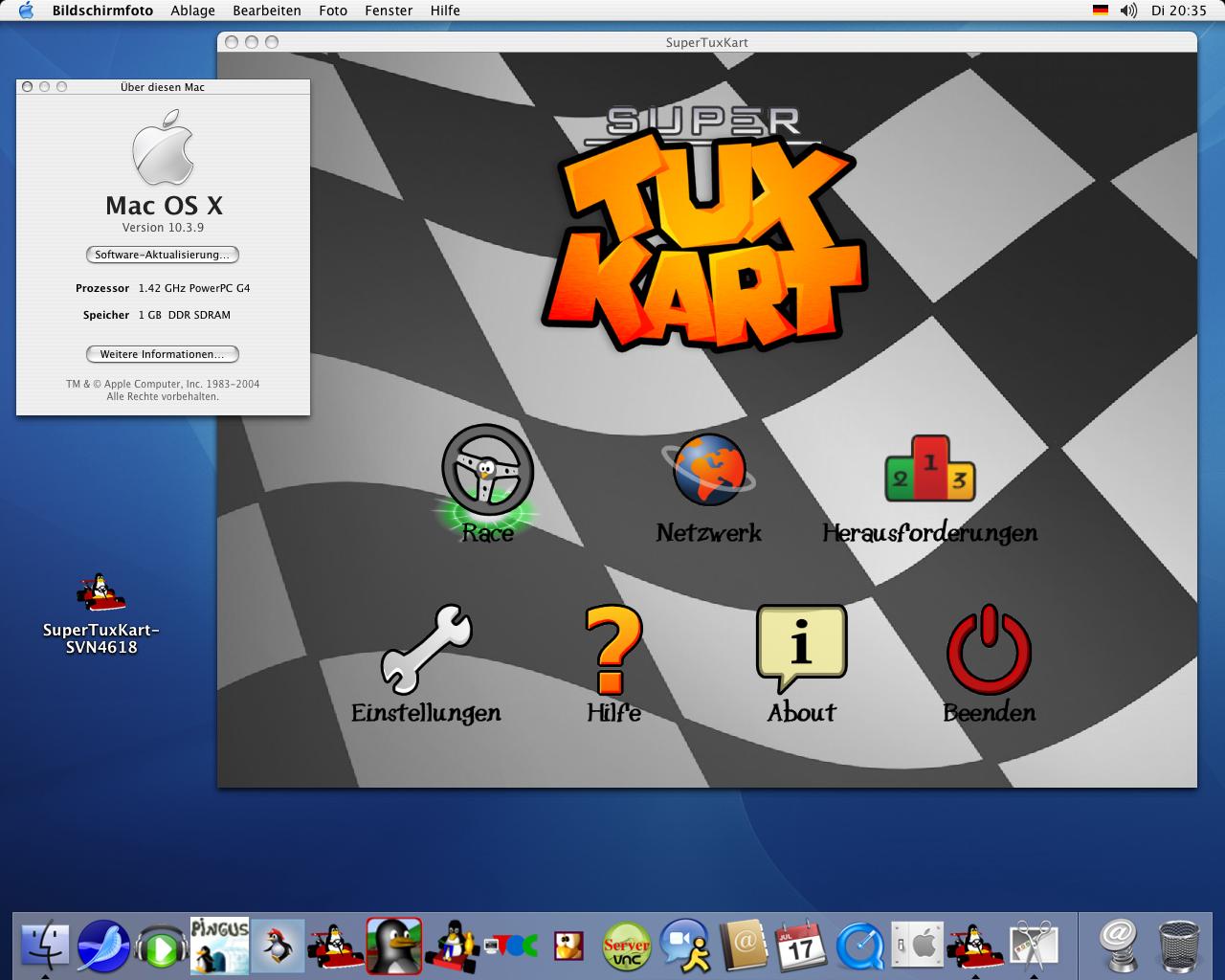 Topic - SVN 4618 universal app for Mac OS X • STK General ...