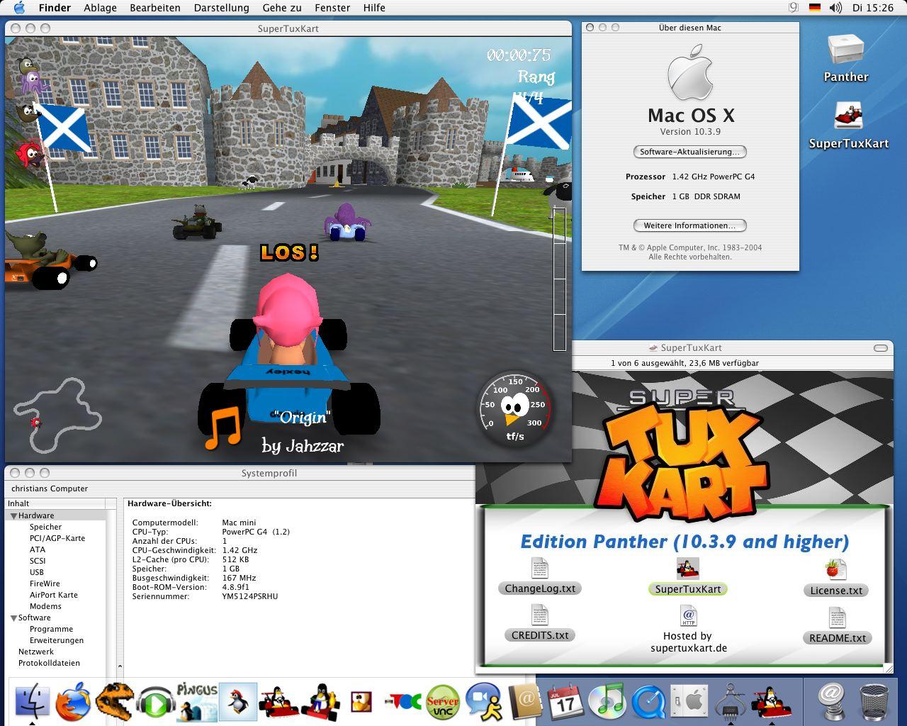 Mac Os X 10.3.9 Free